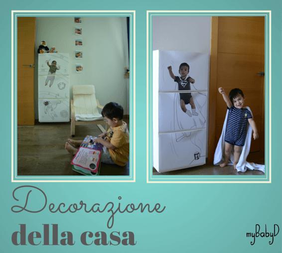 DECORAZIONE DELLA CASA