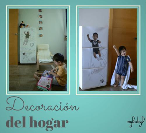DECORACIÓN DEL HOGAR