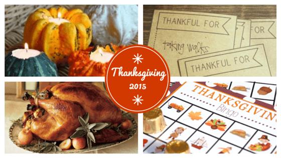Ultimate Thanksgiving DIY list